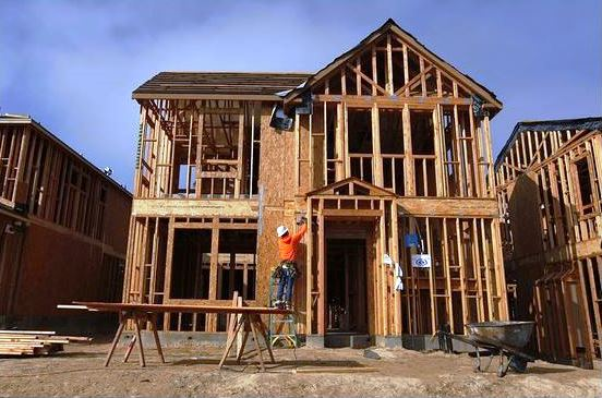 Falling oil prices good for new homes crystal creek for New home construction prices
